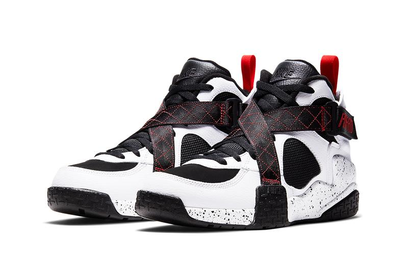 nike air raid white black university red DD8559 100 release info date store list buying guide photos price