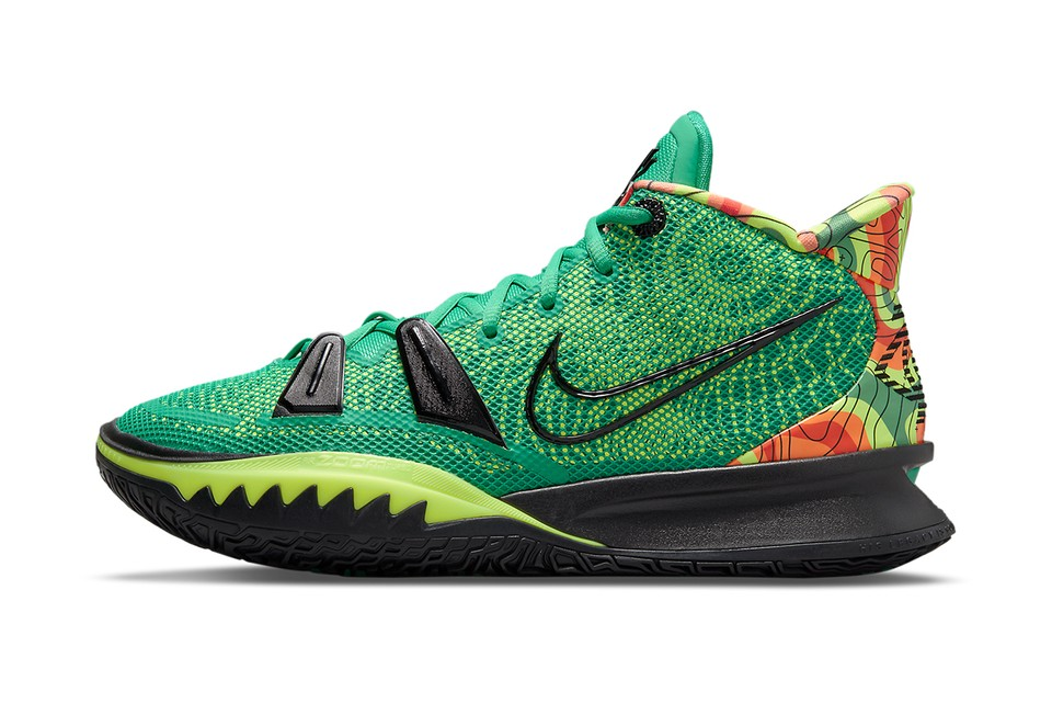 Nike Kyrie 7 Weatherman CQ9327-300 Release Date   HYPEBEAST