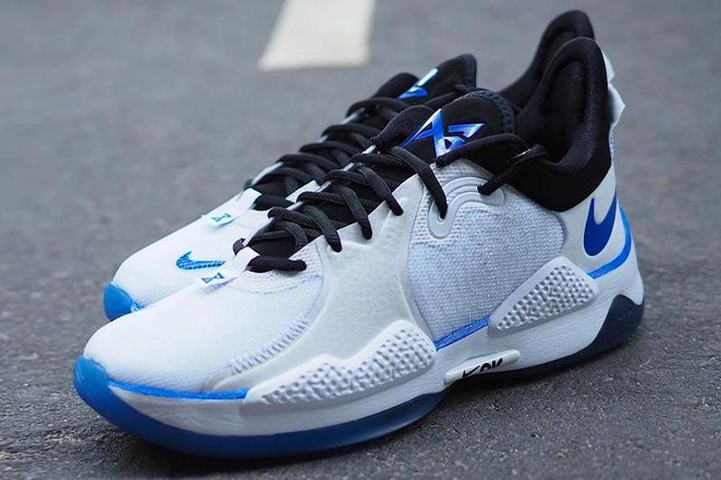 CZ0099-100 CZ0099-40 Nike Paul George Sony PlayStation 5 PG 5 basketball sneaker potential release date