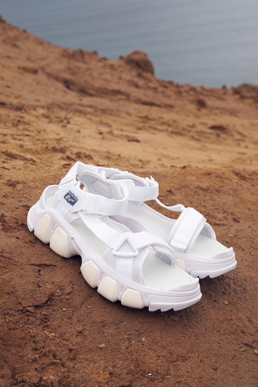 dentigre strap sandals onitsuka tiger footwear release