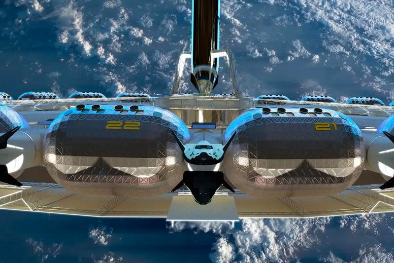 Voyager Station World's First Luxury Space Hotel | HYPEBEAST