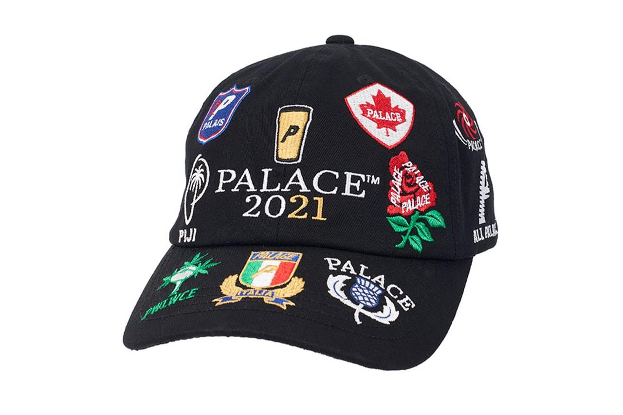 Supreme Spring Summer 2021 Week 5 Release Drop List Info Palace Skateboards 7 POST ARCHIVE FACTION TOMM¥ €A$H Rick Owens XLIM FUTURA HAZE Junya Watanabe Champion