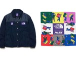 Palace x THE NORTH FACE PURPLE LABEL Sees Worlds Collide