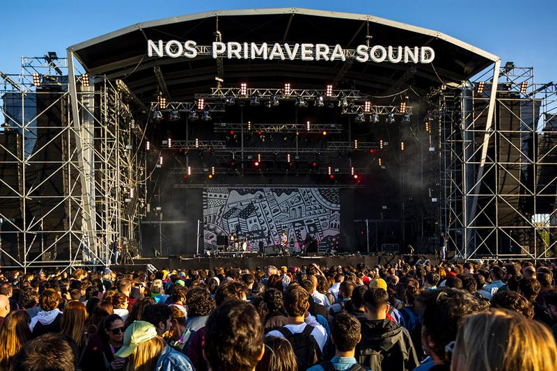Primavera Sound Festival 2021 Cancelled coronavirus covid 19 pandemic prima cov test trial run no infections