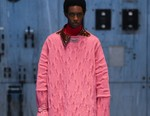 Raf Simons' Co-Ed FW21 Show Continues Exploring the Boundaries of Bagginess