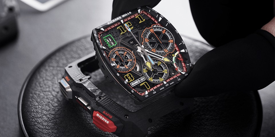 Richard Mille Threatens to Pull Level With Watchmaking's Old Guard