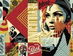 Shepard Fairey Makes His NFT Debut With Proceeds Going Towards Amnesty International