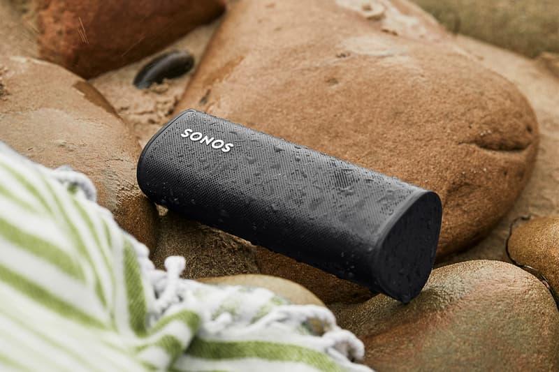 sonos roam ultra portable smart speakers assistance streaming audio music bluetooth wireless wifi gear