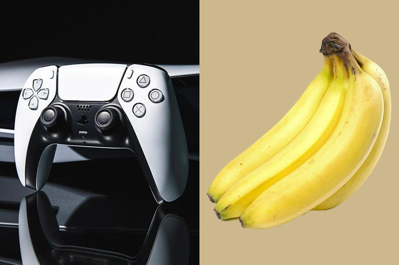 Sony Is Looking to Turn Banana passive non-luminous object gaming controller patent news tech Japan AI VR Gaming PS5 Playstation Patents