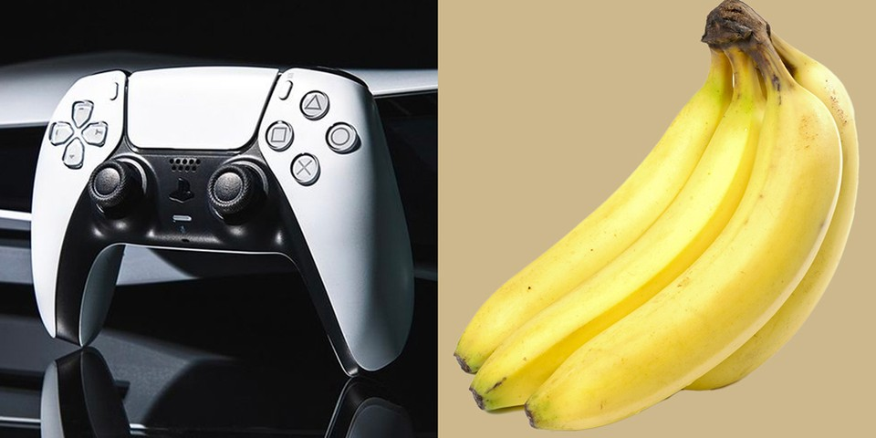 Sony Is Looking to Turn Bananas Into Gaming Controller - HYPEBEAST
