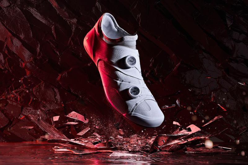 Specialized S-Works Ares Road Shoes Information cycling footwear carbon white black red release information