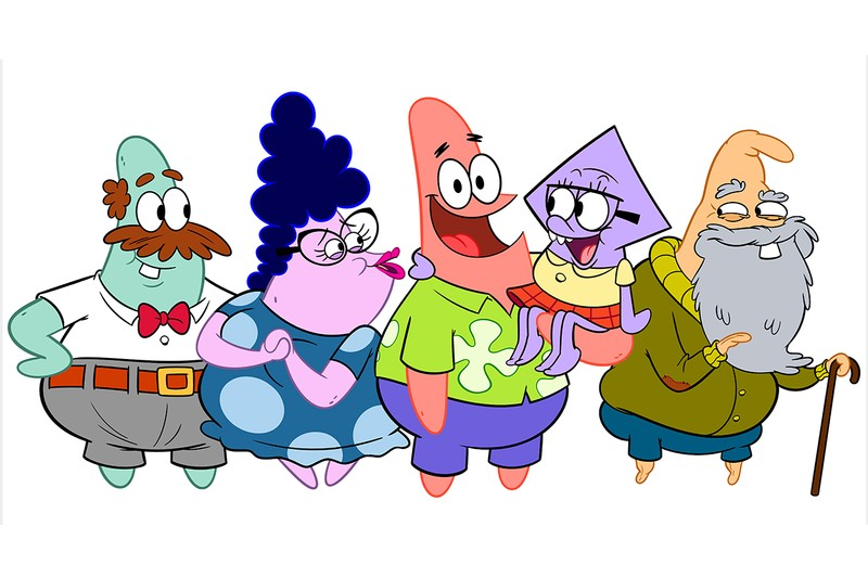 'The Patrick Star Show' Will Debut This Summer