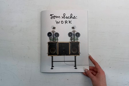 'Tom Sachs: Work Catalogue' Is a Window Into the Artist's Craft