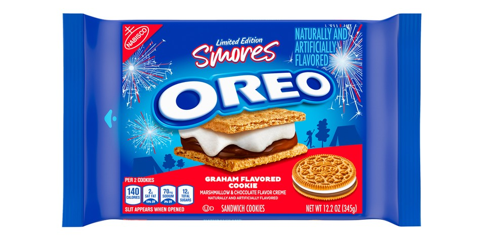 S'mores Oreo Cookies Are Now Set for a Comeback