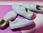 "Vans' Old Skool and Authentic ""Bleach Pack"" Offer Randomized Detailing"