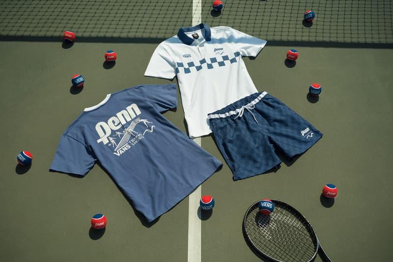 penn vans slip on authentic lowland cc tennis details balls apparel release information buy cop purchase