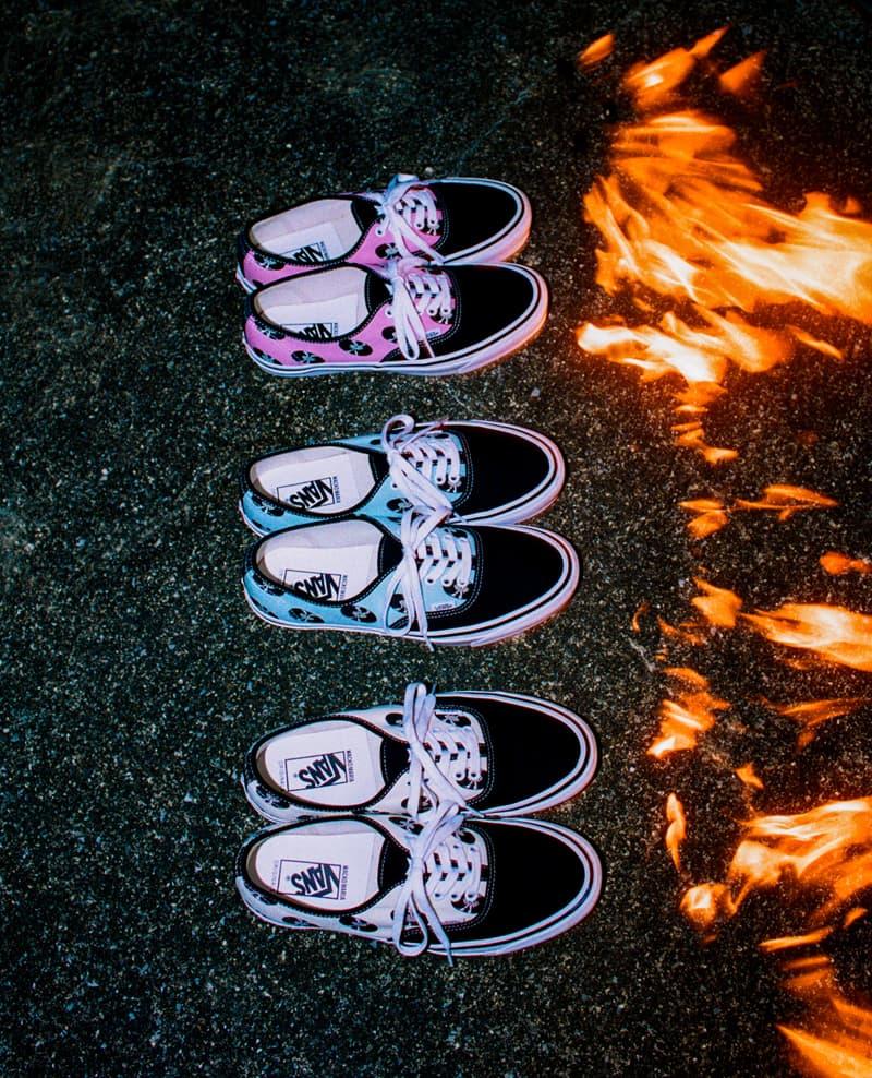 vans tokyo music record label collab vault authentic sneaker