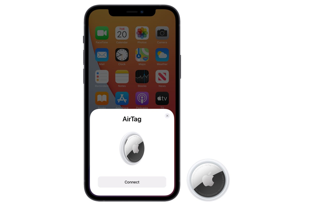 Apple AirTags Review: Small, Sleek and Better at Finding Your Keys Than You Are iphone ipad imac find my bluetooth price photos