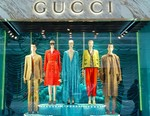 Gucci and Facebook File Joint Suit Against Individual Selling Fake Goods on the Site