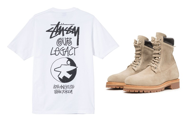 Stüssy x Our Legacy SS21 Includes Everything From Beach-Ready Suits to Work Boots