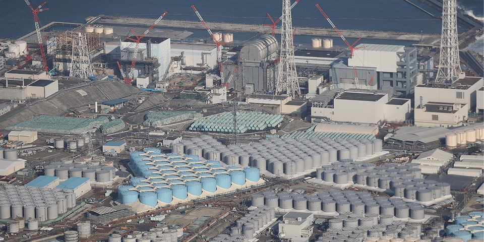 Japan Will Begin Releasing Fukushima Nuclear Plant Water Into the Sea in 2023