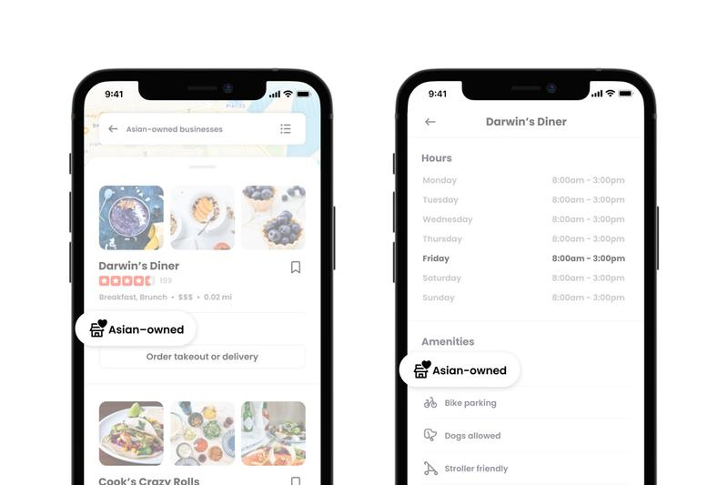Yelp Introduces New Tool to Amplify Asian-Owned Businesses stop asian hate aapi