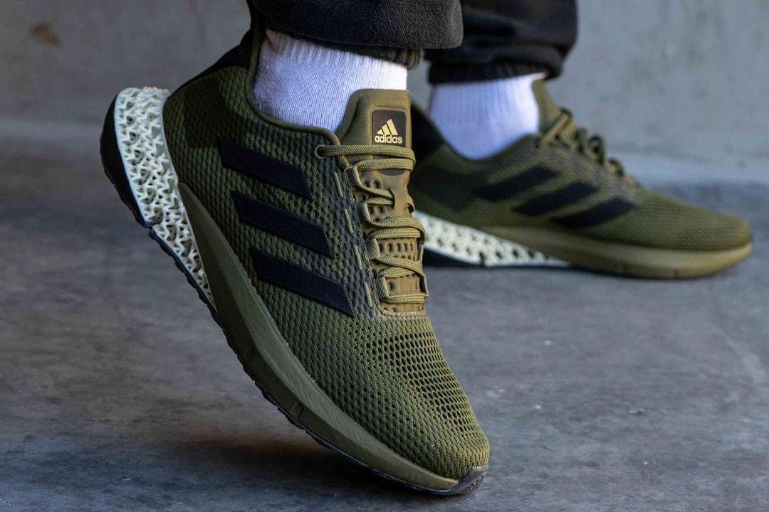 "adidas ""4D Kick"""