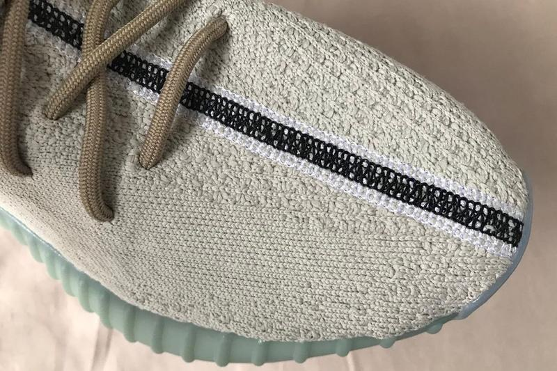 kanye west adidas yeezy boost 350 v2 bone tan blue first look official release date info photos price store list buying guide