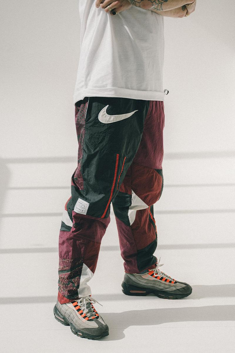 Art of Football Reworked Trouser Collection Info track top sports jackets trackies joggers Adidas reebok nike puma