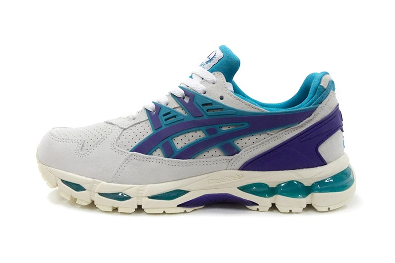 "ASICS' GEL-Kayano Trainer 21 Channels the Classic ""Grape"" Motif"