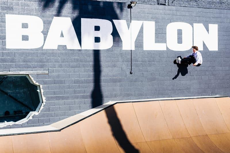 Babylon LA New Retail Flagship Opening West Adams Los Angeles, California