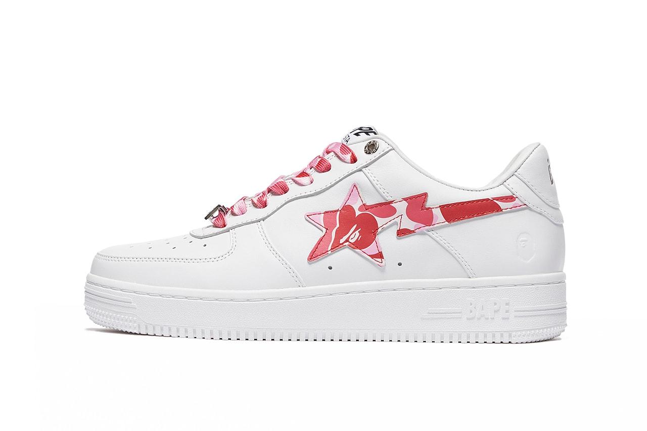 bape a bathing ape footwear sneakers streetwear fashion camo military air force nike basketball vintage retro