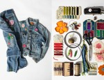 "bentgablenits' Levi's Collaboration Helps Vintage Denim Keep ""BLOOMING"""