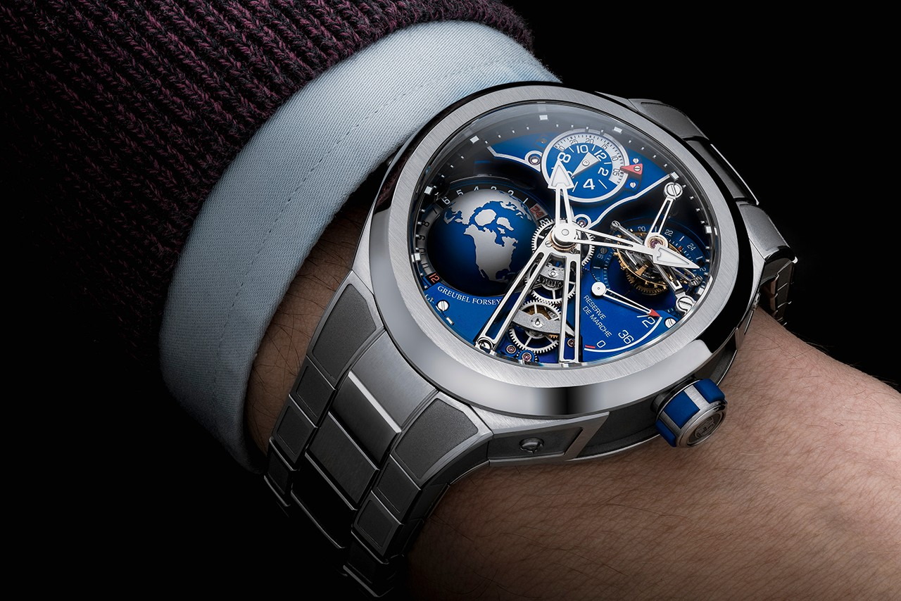 All The Best Watches From Day 3 of Watches and Wonders Including Hublot Greubel Forsey Chanel Louis Vuitton