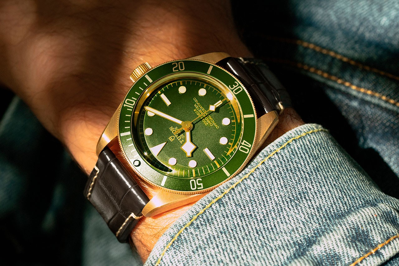 The Best Watches of Watches and Wonders Day 1 from Tudor Cartier and Bulgari