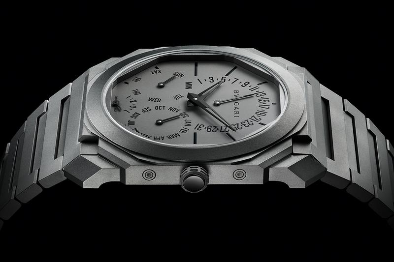 Bulgari Breaks Another World Record for Ultra Thin Watchmaking With its Octo Finissimo Perpetual Calendar