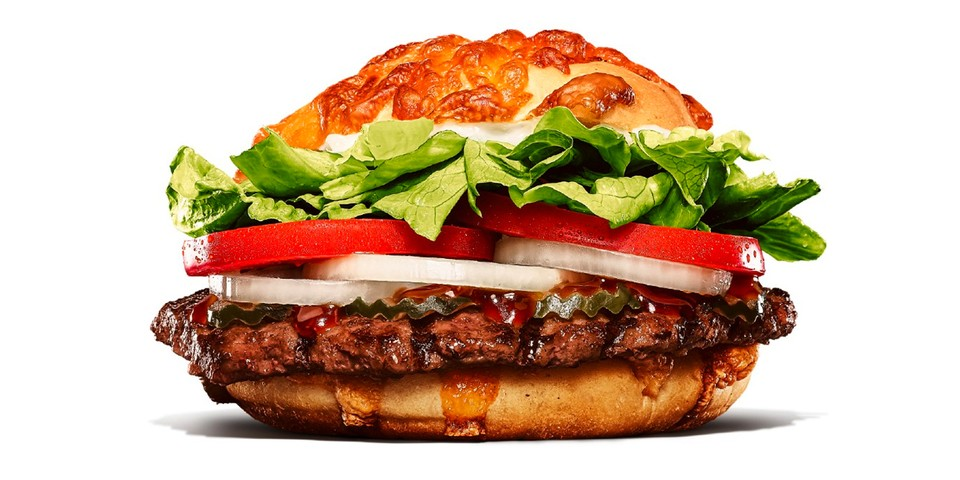 "Burger King Japan Doubles Down on Unattractiveness With Its ""Teriyaki Ugly Beef Burger"""