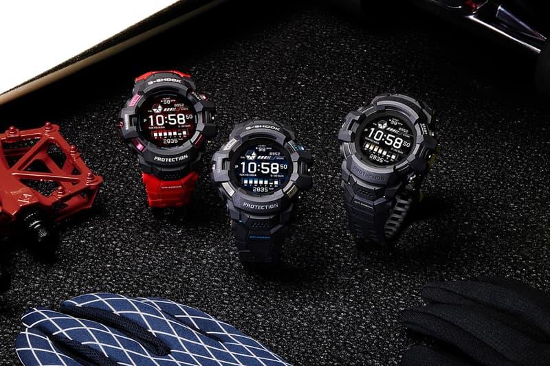 casio g-shock GSW-H1000-1 1a 1a4 smartwatch google wearos function tech built in spec price release date info buy