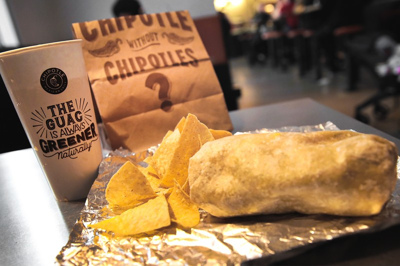 Chipotle Is Donating Funds and Free Burritos To Benefit Healthcare Workers