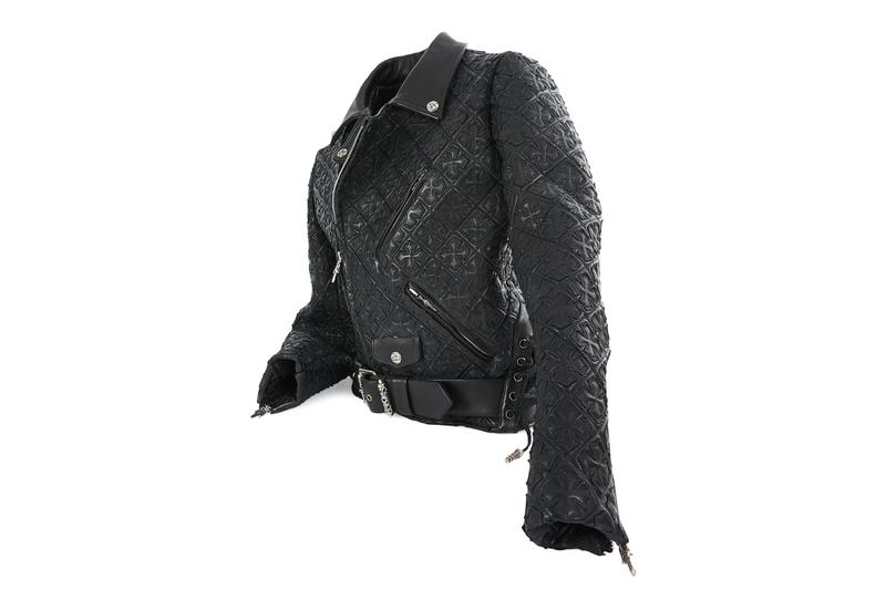 Chrome Hearts JJ Dean Mathematical Jacket Release Info Buy Price Online