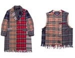 clothsurgeon's Latest Capsule Is Made Using Traditional Burberry Scarves