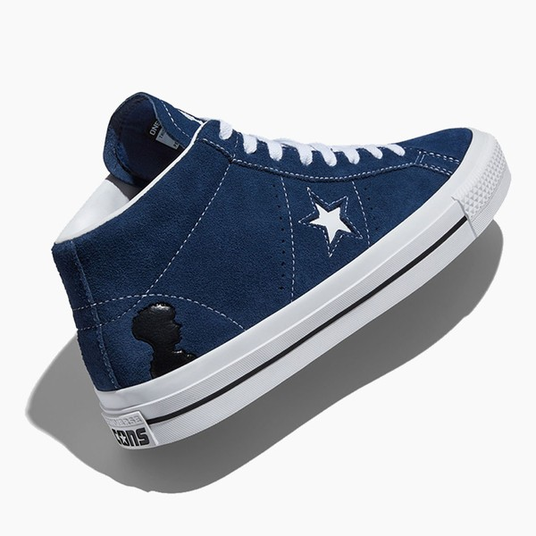 Converse x Ben Raemers Foundation One Star Pro Mid