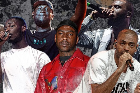 Digging for Gold: U.K. Drill and Grime
