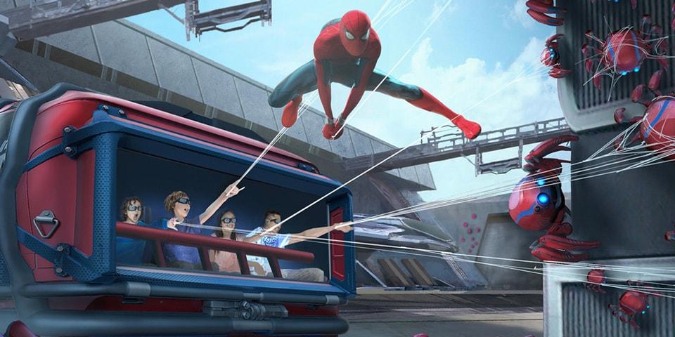Avengers Campus in Disney California Adventure to Open in June 2021