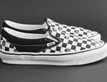Dover Street Market Equips Vans' Slip-On and Authentic With Its House Logo
