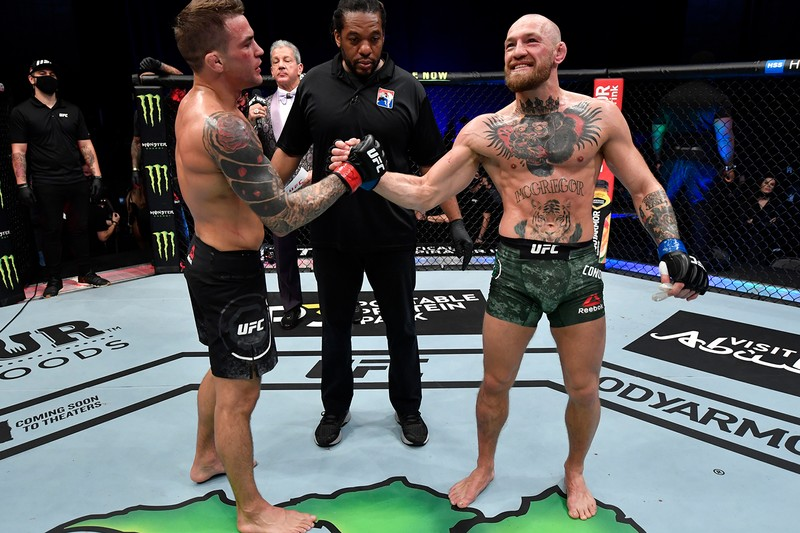 Dustin Poirier Calls Out Conor McGregor For Backing out of $500,000 USD Charity Donation
