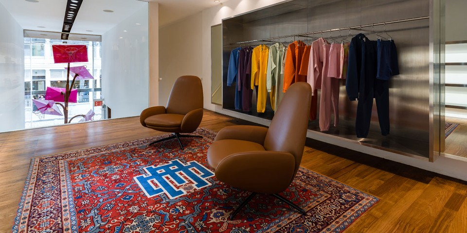 Eric Emanuel Opens Concept Store, Announces adidas Basketball Partnership