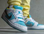 On-Foot Look at the FTC x Nike SB Dunk Low