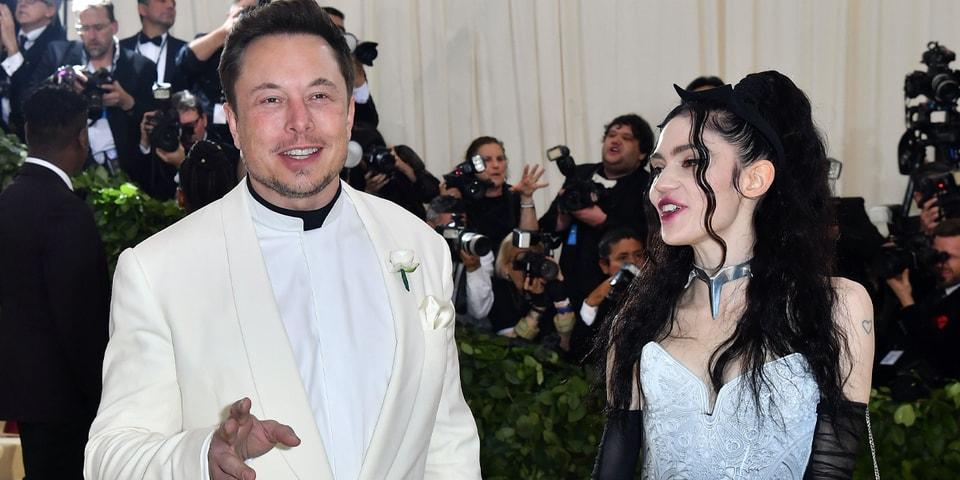 Grimes Speaks Out Against Elon Musk Critics on TikTok - HYPEBEAST