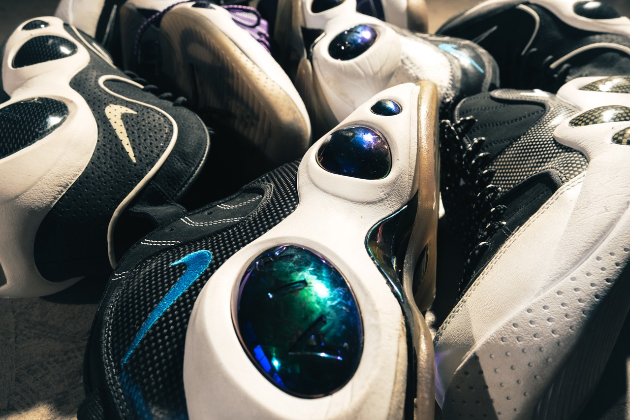 sole mates hanni el khatib huf creative director musician nike sportswear basketball air zoom flight 95 interview conversation official release date info photos price store list buying guide